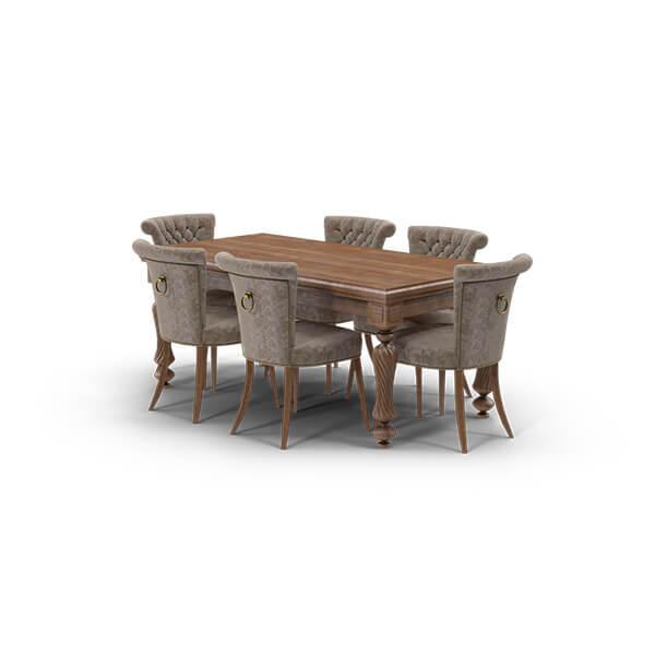 Kuhinjski stol i stolice