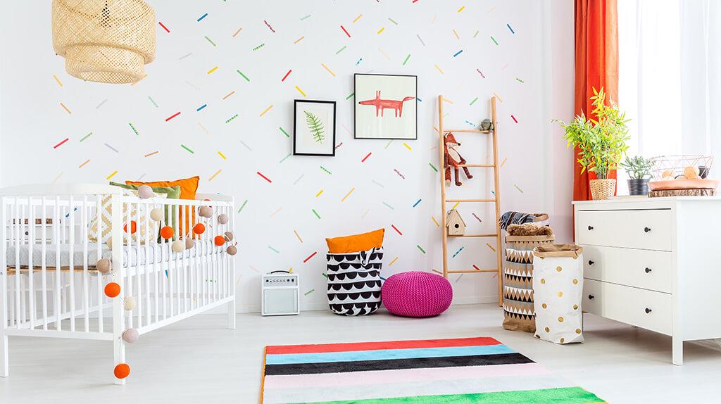 Savjeti za uređenje dječije sobe